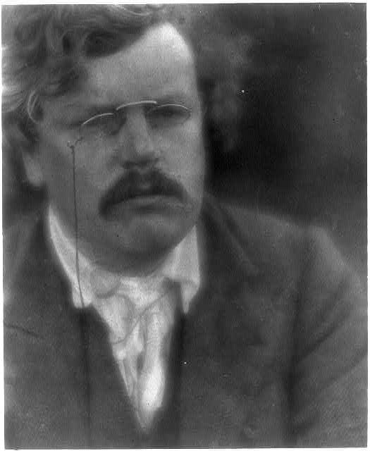 gilbert keith chesterton Find great deals on ebay for gilbert keith chesterton shop with confidence.