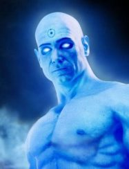 Dr. Manhattan (courtesy Legendary Pictures)