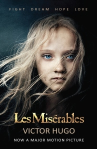 Les Misérables by Victor Hugo. Copyright Penguin Publishing (2012)